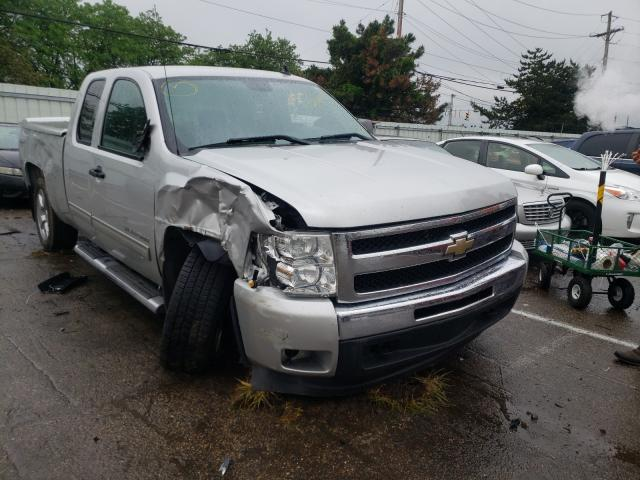 Salvage cars for sale from Copart Moraine, OH: 2011 Chevrolet Silverado