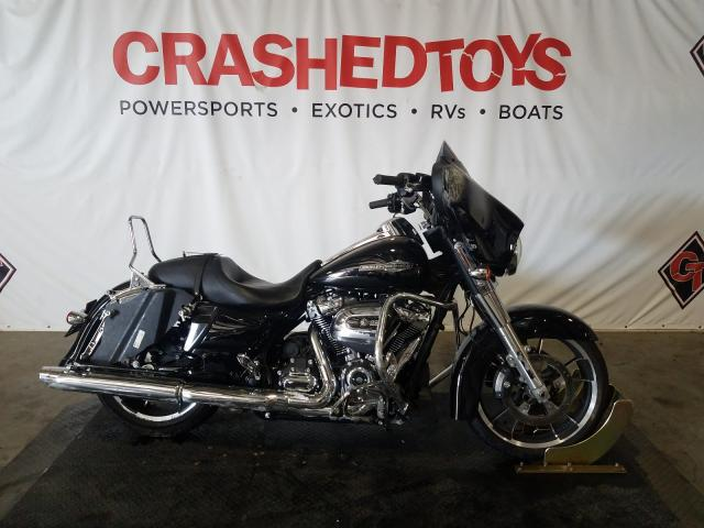 Salvage cars for sale from Copart Colton, CA: 2021 Harley-Davidson Flhx