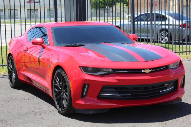 Salvage cars for sale from Copart Magna, UT: 2018 Chevrolet Camaro LT