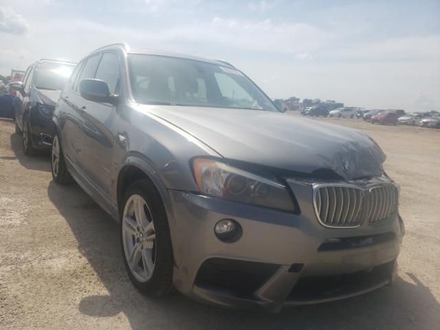 2014 BMW X3 XDRIVE3 5UXWX7C56E0E78034