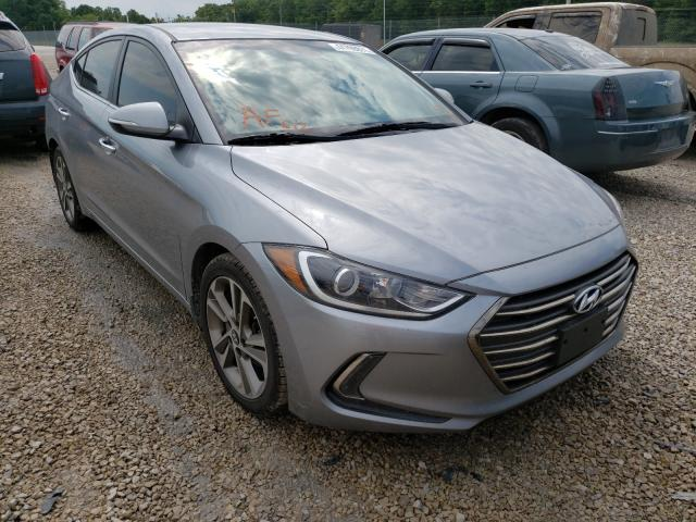 Vehiculos salvage en venta de Copart Rogersville, MO: 2017 Hyundai Elantra