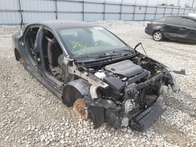 Salvage cars for sale at Alorton, IL auction: 2015 Chrysler 200 Limited