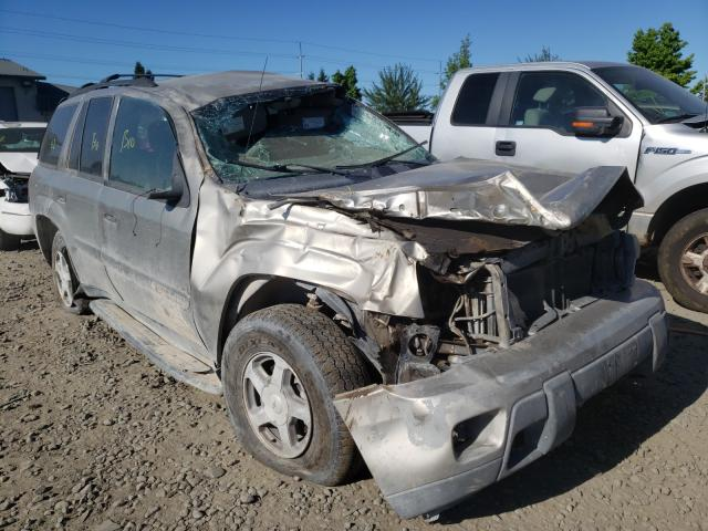 Salvage cars for sale from Copart Eugene, OR: 2003 Chevrolet Trailblazer