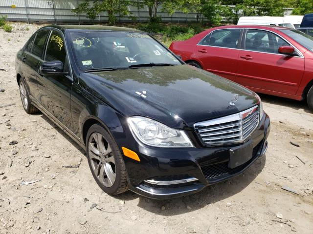 Used 2013 MERCEDES-BENZ C CLASS - Small image. Lot 45072941