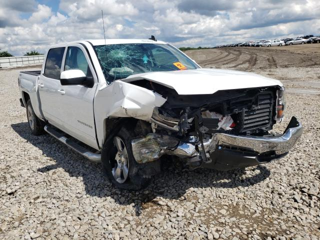 Salvage cars for sale from Copart Earlington, KY: 2017 Chevrolet Silverado
