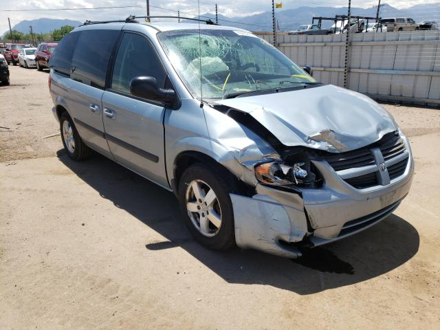Salvage cars for sale from Copart Colorado Springs, CO: 2006 Dodge Caravan SX