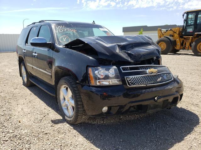 Vehiculos salvage en venta de Copart Bismarck, ND: 2011 Chevrolet Tahoe K150