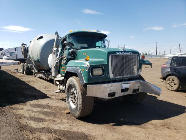 Salvage cars for sale from Copart Brighton, CO: 2001 Mack 600 RD600