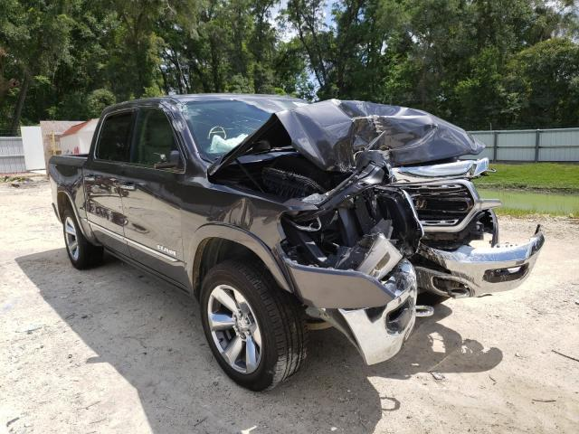 Salvage cars for sale from Copart Ocala, FL: 2019 Dodge RAM 1500 Limited