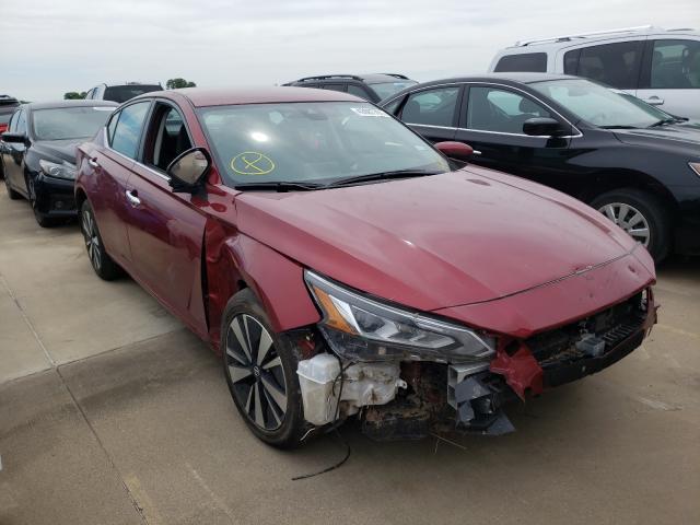 Vehiculos salvage en venta de Copart Wilmer, TX: 2021 Nissan Altima SV