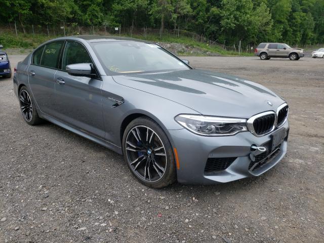 BMW Vehiculos salvage en venta: 2018 BMW M5