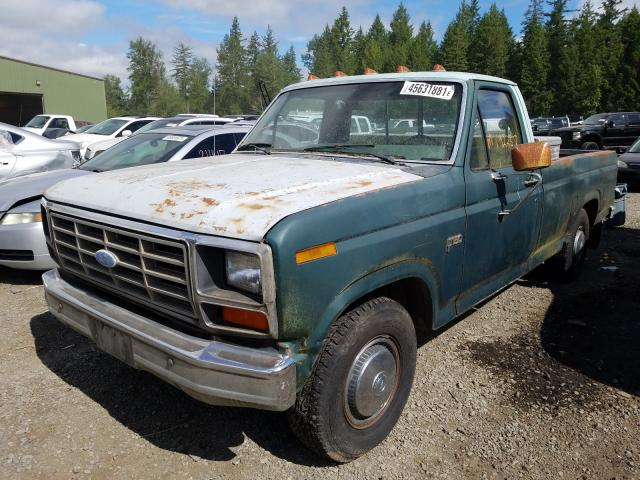 FORD F150 1982 1
