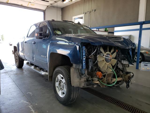 Salvage cars for sale from Copart Pasco, WA: 2017 Chevrolet Silverado