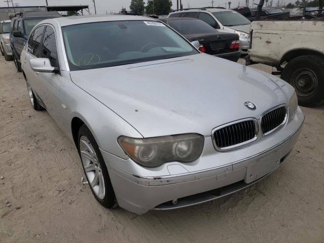 BMW Vehiculos salvage en venta: 2003 BMW 745 LI