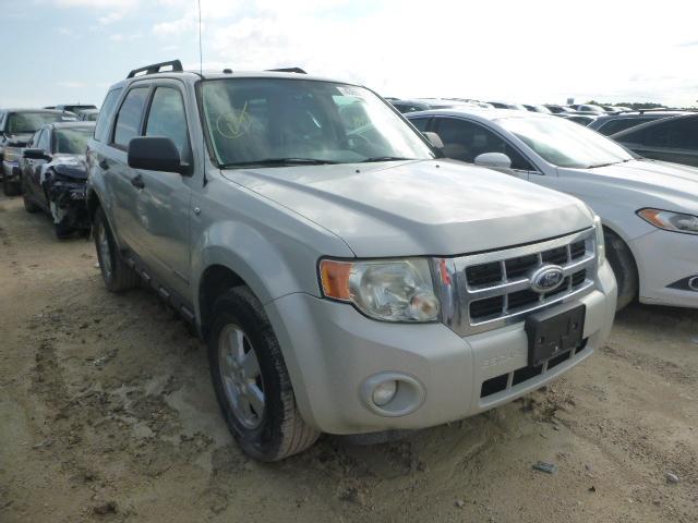 2008 Ford Escape XLT en venta en Temple, TX