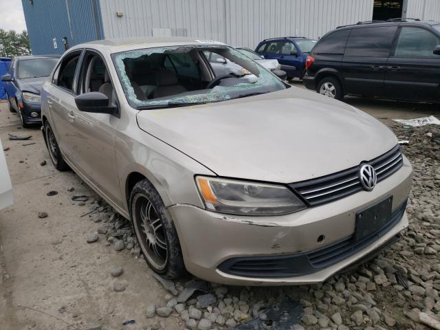 Salvage cars for sale from Copart Windsor, NJ: 2012 Volkswagen Jetta Base