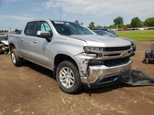 Salvage cars for sale from Copart Columbia Station, OH: 2020 Chevrolet Silverado