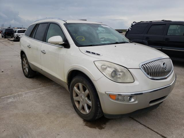 Salvage cars for sale from Copart New Orleans, LA: 2010 Buick Enclave CX