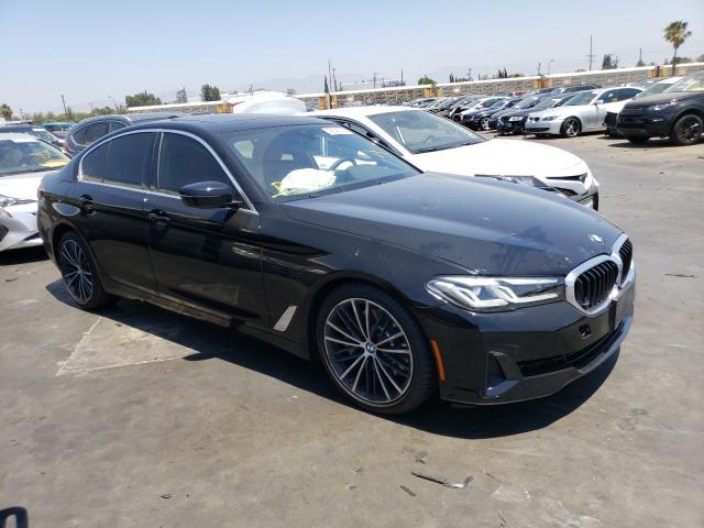 BMW Vehiculos salvage en venta: 2021 BMW 530 I