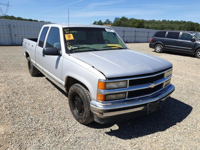 Salvage cars for sale from Copart Anderson, CA: 1997 Chevrolet GMT-400 C1
