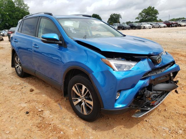 Salvage cars for sale from Copart China Grove, NC: 2018 Toyota Rav4 Adven
