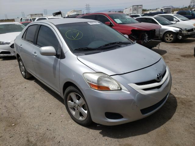 Salvage cars for sale from Copart Tucson, AZ: 2008 Toyota Yaris