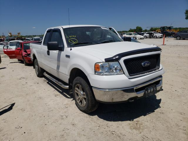 Salvage cars for sale from Copart Kansas City, KS: 2006 Ford F150