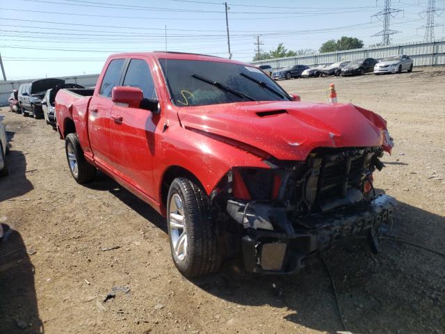 2014 Dodge RAM 1500 Sport en venta en Elgin, IL