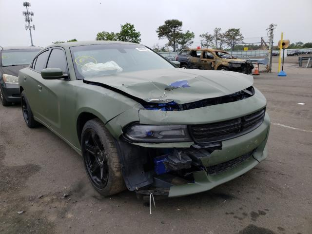 2018 DODGE CHARGER SX 2C3CDXBG5JH158209
