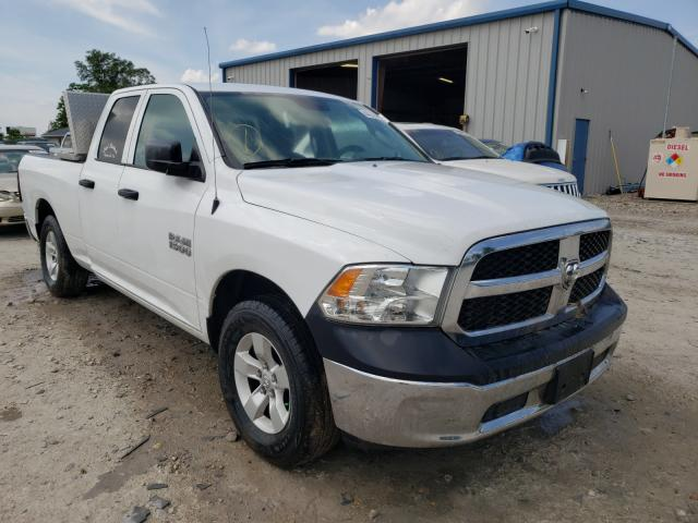 Salvage cars for sale from Copart Sikeston, MO: 2018 Dodge RAM 1500 ST