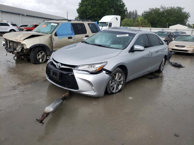 2015 TOYOTA CAMRY LE 4T1BF1FK8FU080800