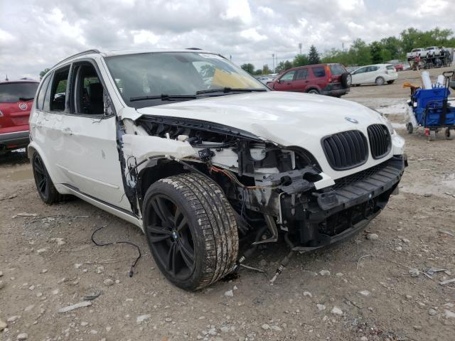 BMW Vehiculos salvage en venta: 2013 BMW X5 M