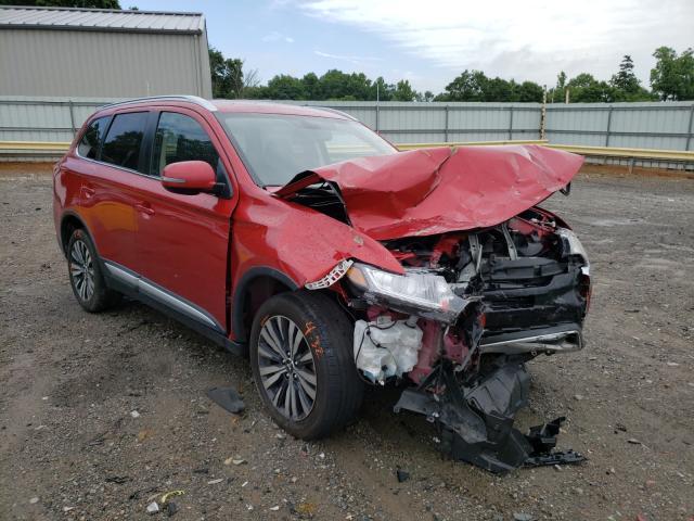 Mitsubishi salvage cars for sale: 2019 Mitsubishi Outlander