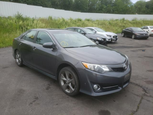 Salvage cars for sale from Copart Marlboro, NY: 2014 Toyota Camry L