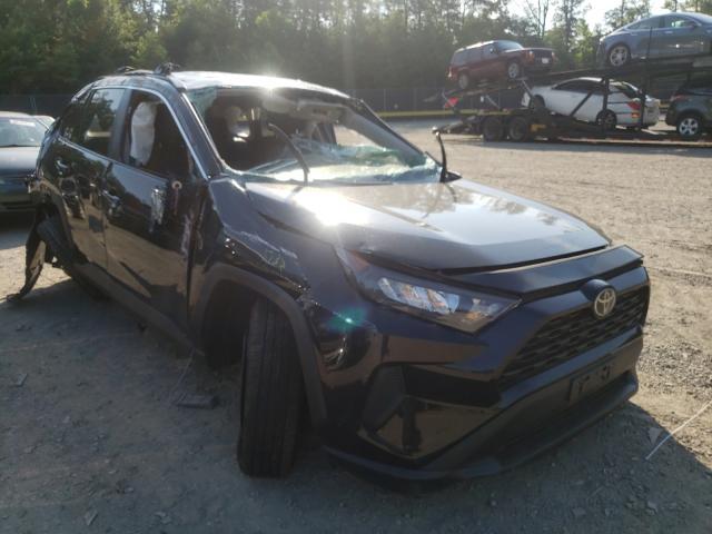 Vehiculos salvage en venta de Copart Waldorf, MD: 2019 Toyota Rav4 LE
