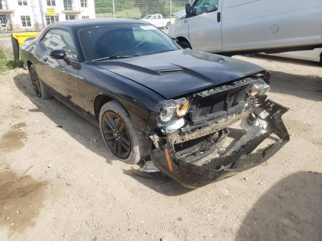 Salvage cars for sale from Copart Madison, WI: 2019 Dodge Challenger
