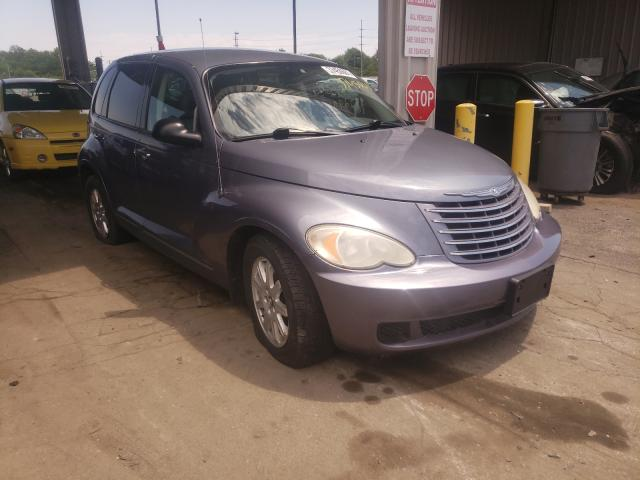 Salvage cars for sale from Copart Fort Wayne, IN: 2007 Chrysler PT Cruiser