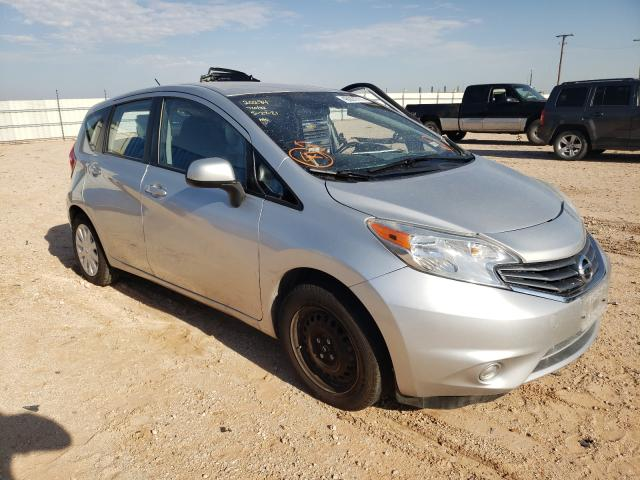 Salvage cars for sale from Copart Andrews, TX: 2015 Nissan Versa Note