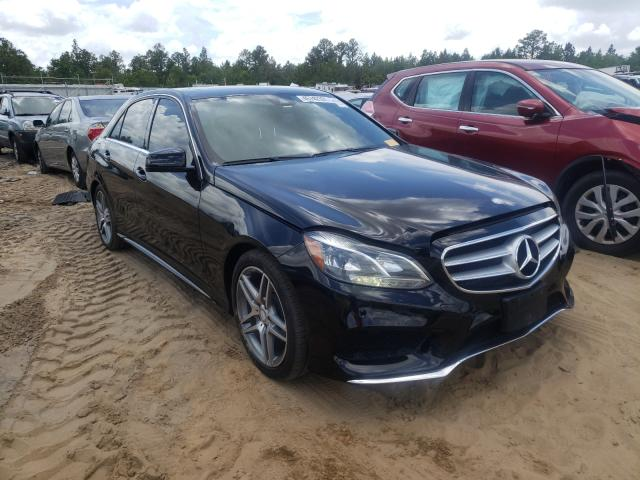Salvage cars for sale from Copart Gaston, SC: 2014 Mercedes-Benz E 400 Hybrid