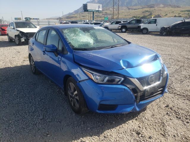 Nissan Vehiculos salvage en venta: 2020 Nissan Versa SV