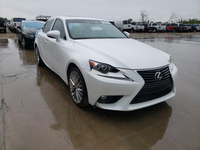 Vehiculos salvage en venta de Copart Grand Prairie, TX: 2014 Lexus IS 250