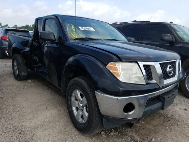 Salvage cars for sale from Copart Houston, TX: 2011 Nissan Frontier S