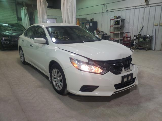 Salvage cars for sale from Copart Leroy, NY: 2016 Nissan Altima 2.5