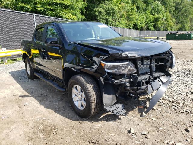 Vehiculos salvage en venta de Copart Waldorf, MD: 2020 Chevrolet Colorado