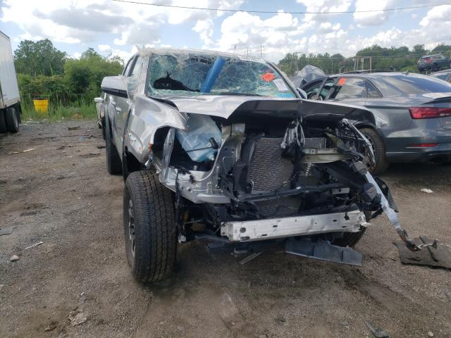 Salvage cars for sale from Copart Baltimore, MD: 2020 Toyota Tacoma DOU