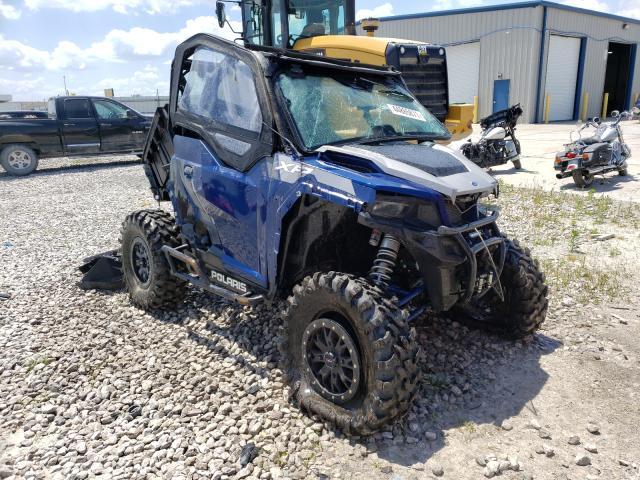 Salvage cars for sale from Copart Alorton, IL: 2020 Polaris General