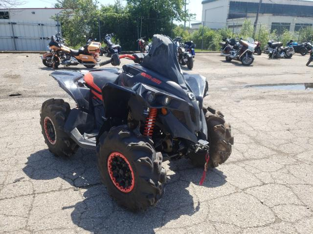 Salvage cars for sale from Copart Moraine, OH: 2021 Can-Am Renegade X