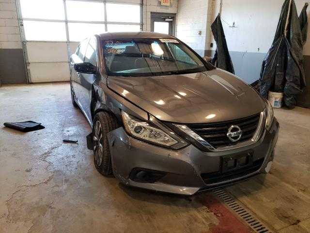 Nissan Altima 2.5 Vehiculos salvage en venta: 2016 Nissan Altima 2.5