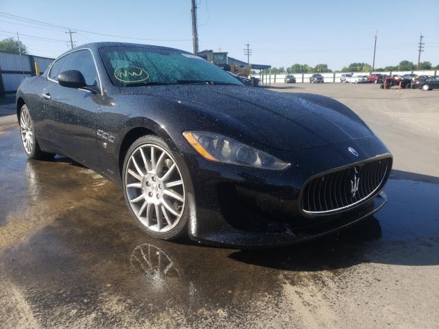 Maserati Granturismo salvage cars for sale: 2009 Maserati Granturismo