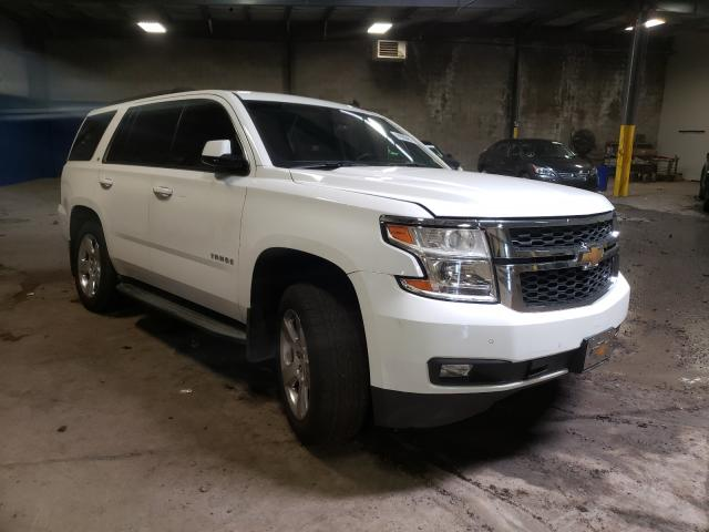 Salvage cars for sale from Copart Chalfont, PA: 2015 Chevrolet Tahoe K150